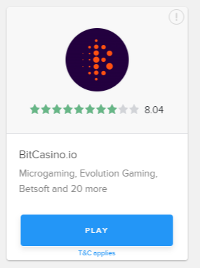 ビットカジノ 登録方法