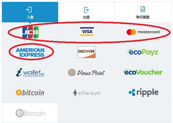 カジノエックスはデビットカード入金できる!限度額・手数料・実際のやり方も【図解】